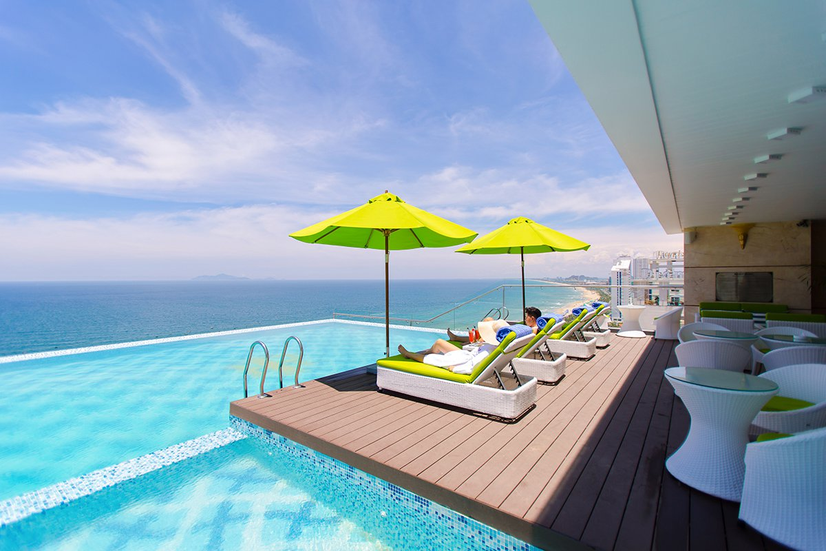 Khách Sạn Diamond Sea