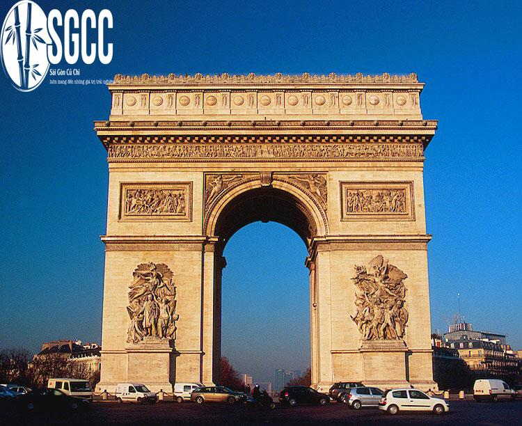 Arc De Triomphe – Khải Hoàn Môn