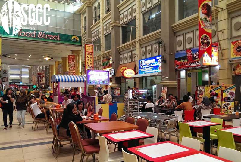 Beng Kong Dry Market