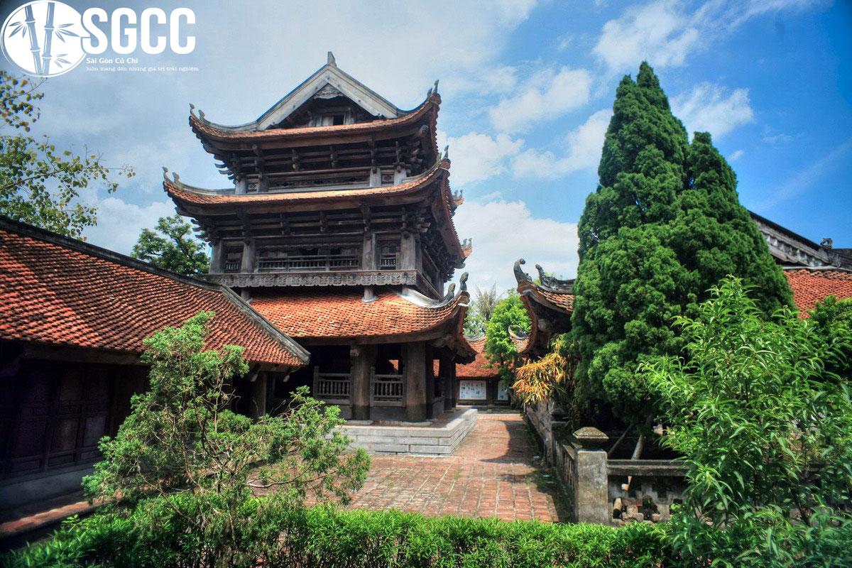 Chùa Keo (Thần Quang Tự)