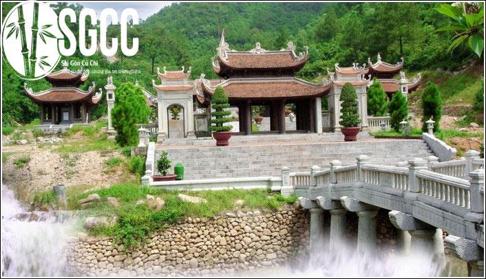 Khu di tích danh thắng Côn Sơn