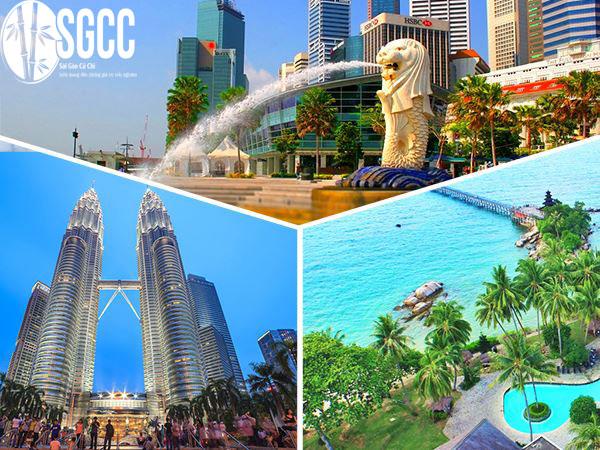 SINGAPORE – INDONESIA - MALAYSIA
