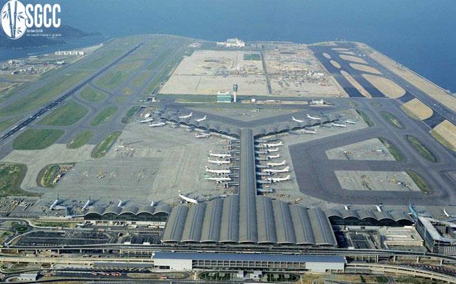 Sân bay Chek Lap Kok