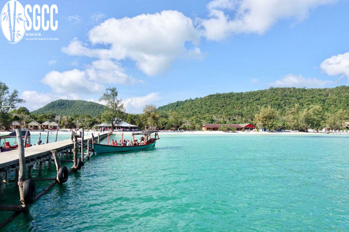 biển Sihanouk Ville