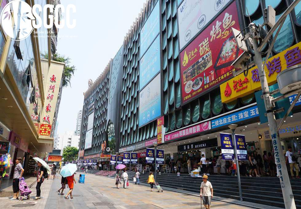 chợ Đông Môn