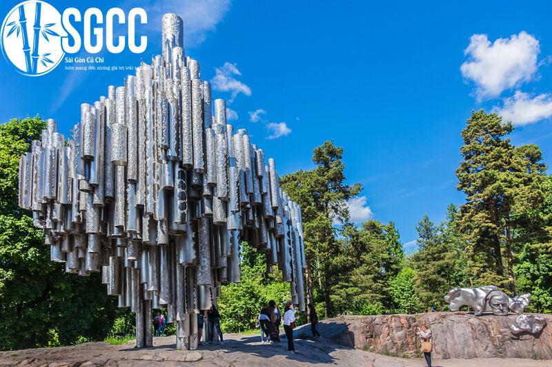 Công viên và đài tưởng niệm Sibelius