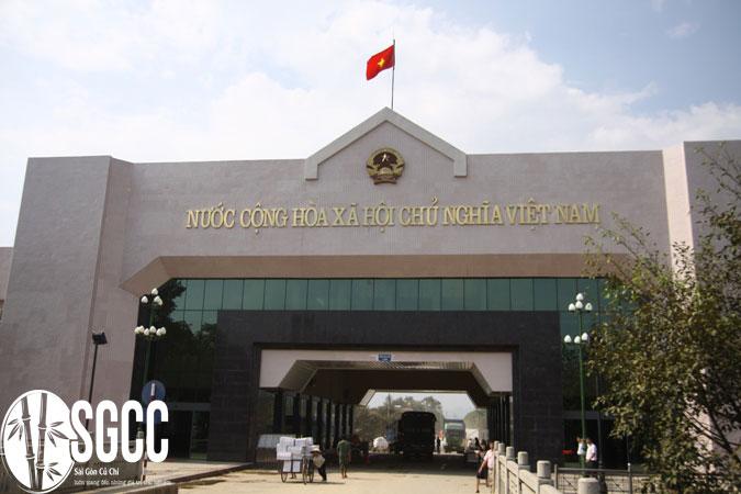 Các cửa khẩu Cao Bằng – Trung Quốc