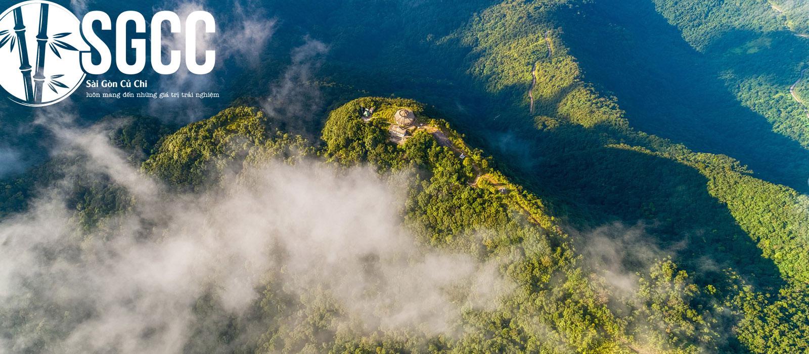 Đỉnh Bạch Mã –địa điểm du lịch Đà Nẵng