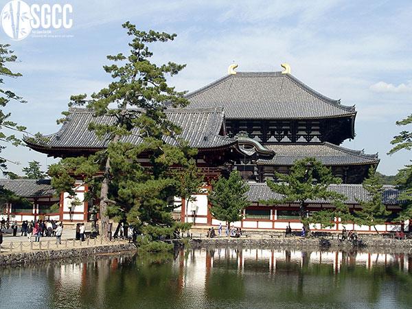 Đông Đại Tự ( Todaiji )