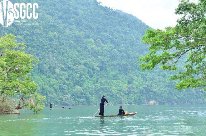 Khám Phá Du Lịch Bắc Kạn - Vườn quốc gia Ba Bể - Động Nàng Tiên - Động Puông
