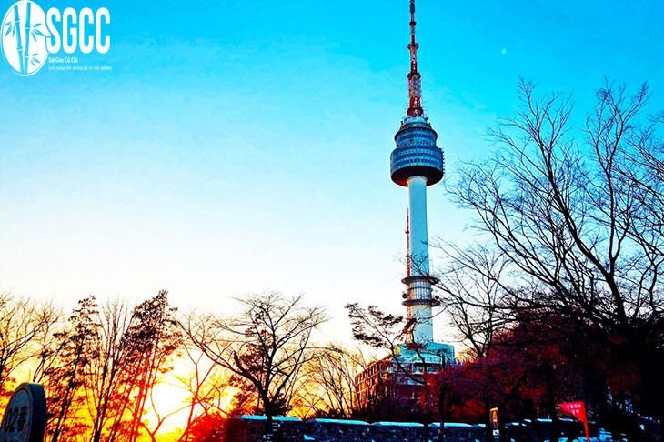 DU LỊCH Hàn Quốc Seoul – Nami – Lotte World – Trượt Tuyết