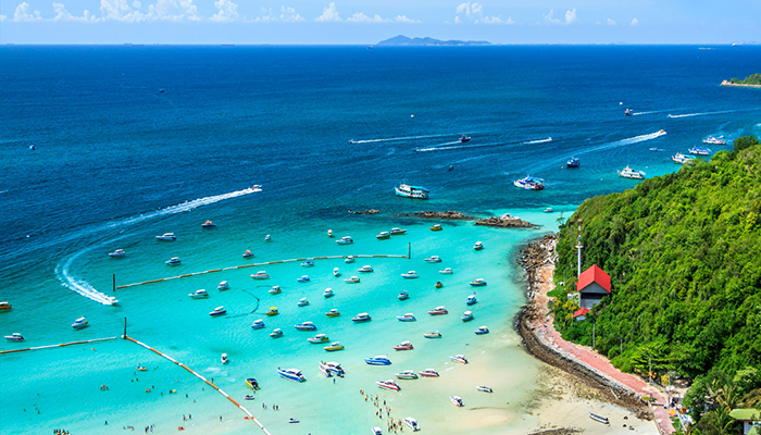 Khám phá THÁI LAN Bangkok - Pattaya – Đảo Coral