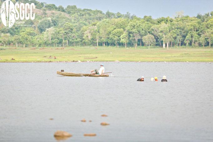 Khu du lịch hồ Ea Kao