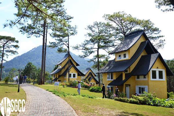 Khu du lịch Hồ Bình An