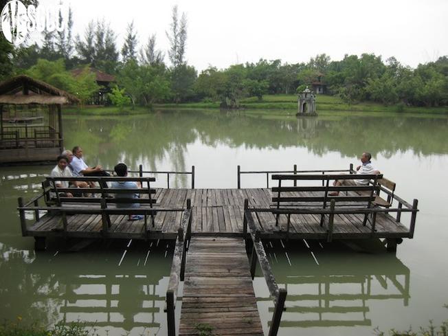 KhuDu Lịch Sinh TháiĐa Mê