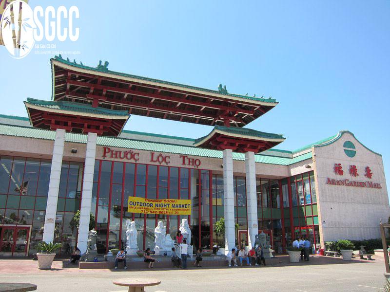 Khu Phước Lộc Thọ, Little Saigon