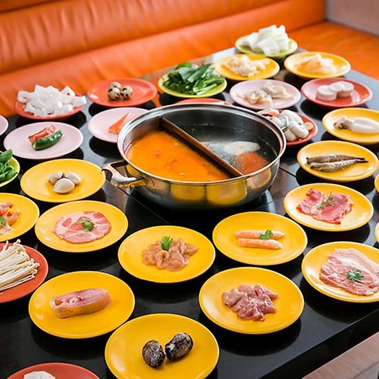 Lẩu Suki Soup