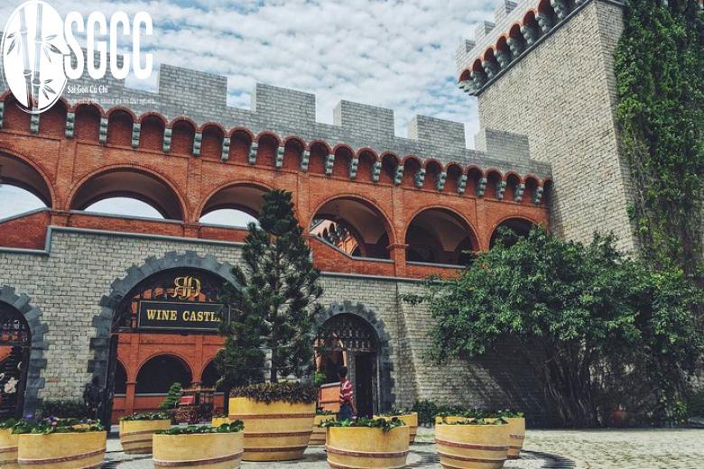 Lâu đài rượu vang RD