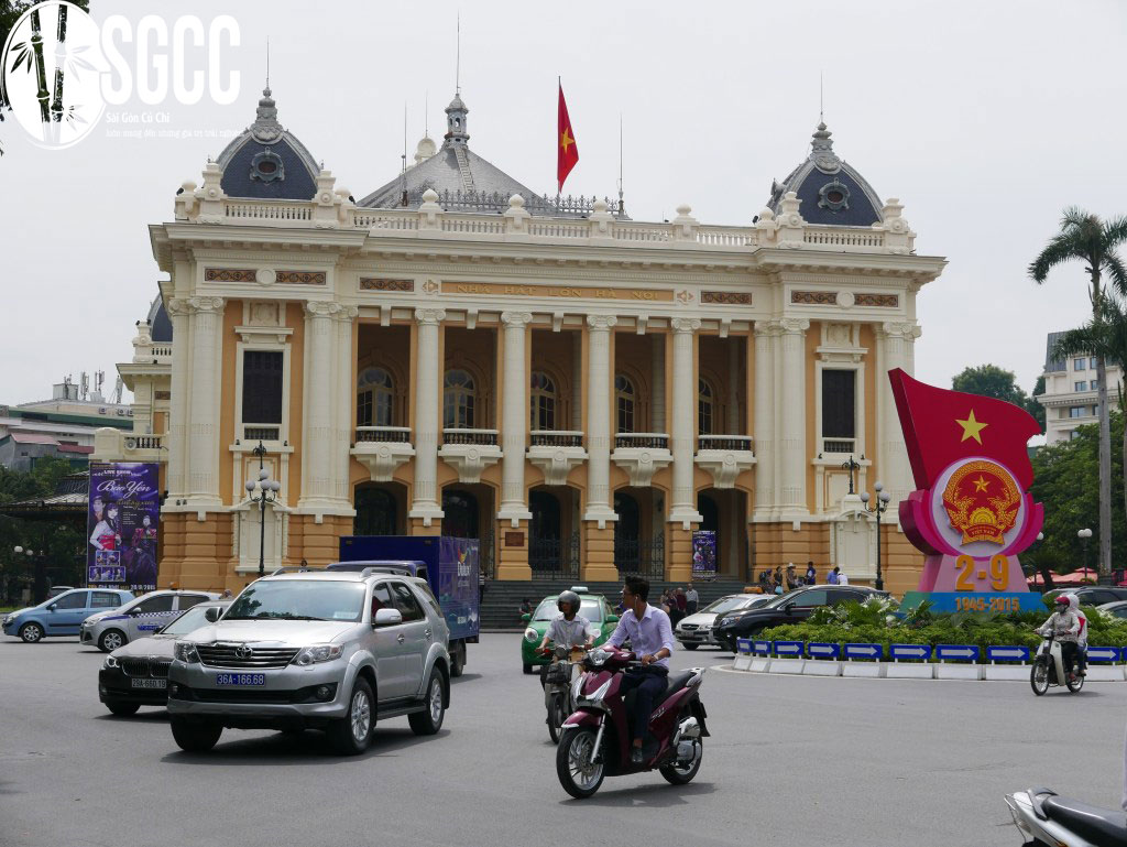 NhàHát Lớn Hà Nội