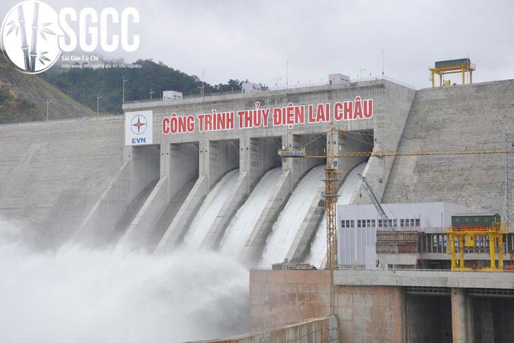 Nhà máy thuỷ điện Lai Châu