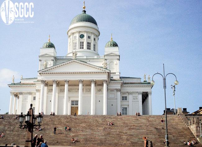 Nhà thờ Helsinki