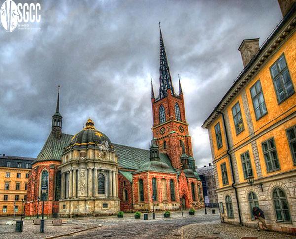 Nhà thờ Riddarholm