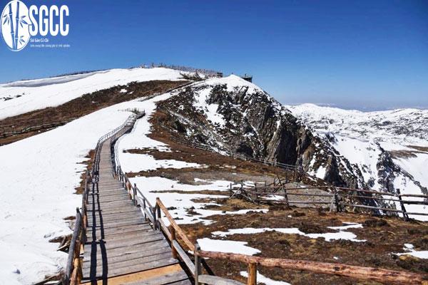 Núi Tuyết Thạch Ca