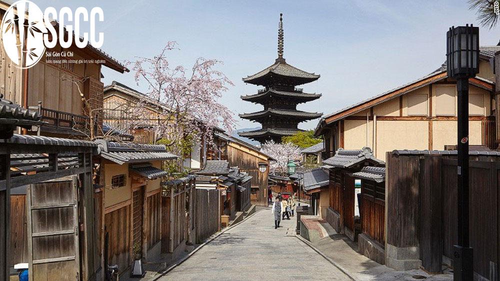 Phố cổ Arashiyama