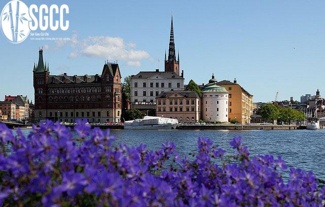 thủ đô của Đan Mạch