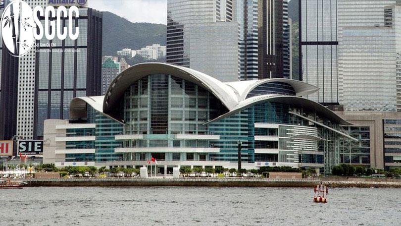 Trung Tâm Hội Nghị và triển lãm Hongkong