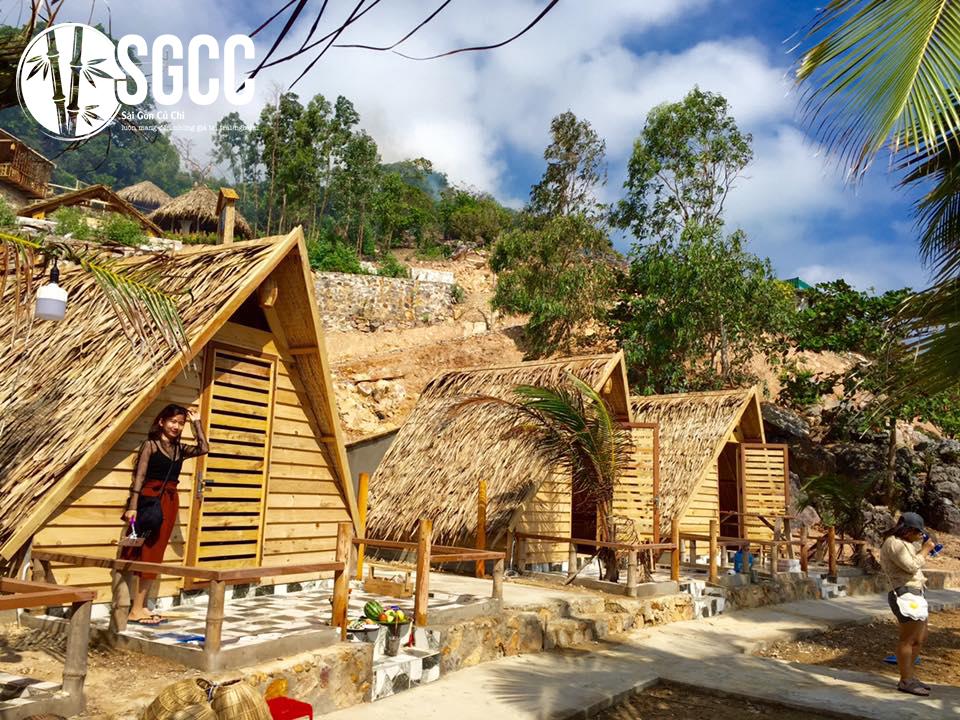 Teambuilding Khu Du Lịch Humiso - Nam Du Kiên Giang