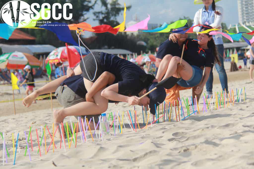 Teambuilding Bãi Khem Phú Quốc Kiên Giang