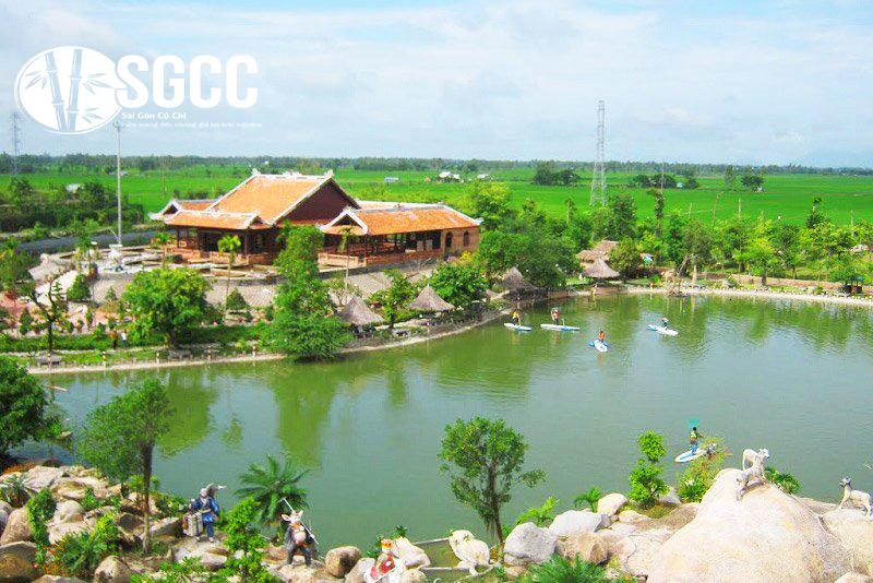 Teambuilding Khu Du Lịch Vạn Hương Mai An Giang