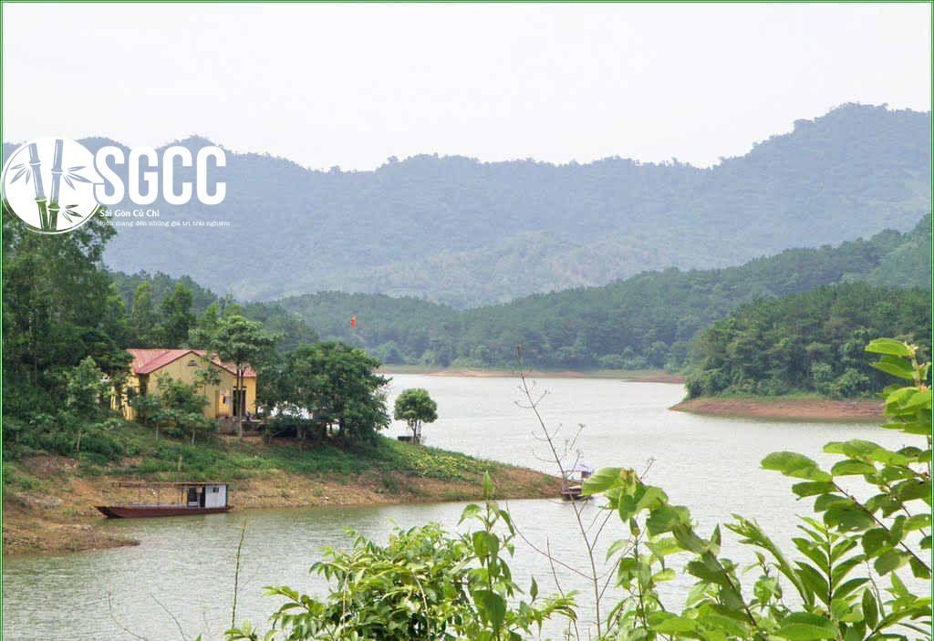 Teambuilding Khu Du Lịch Khuôn Thần Bắc Giang