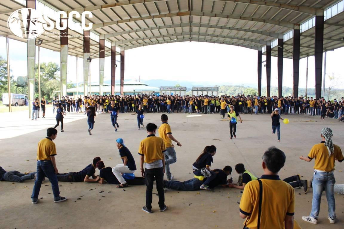 Teambuilding Khu Du Lịch Sinh Thái Dambri