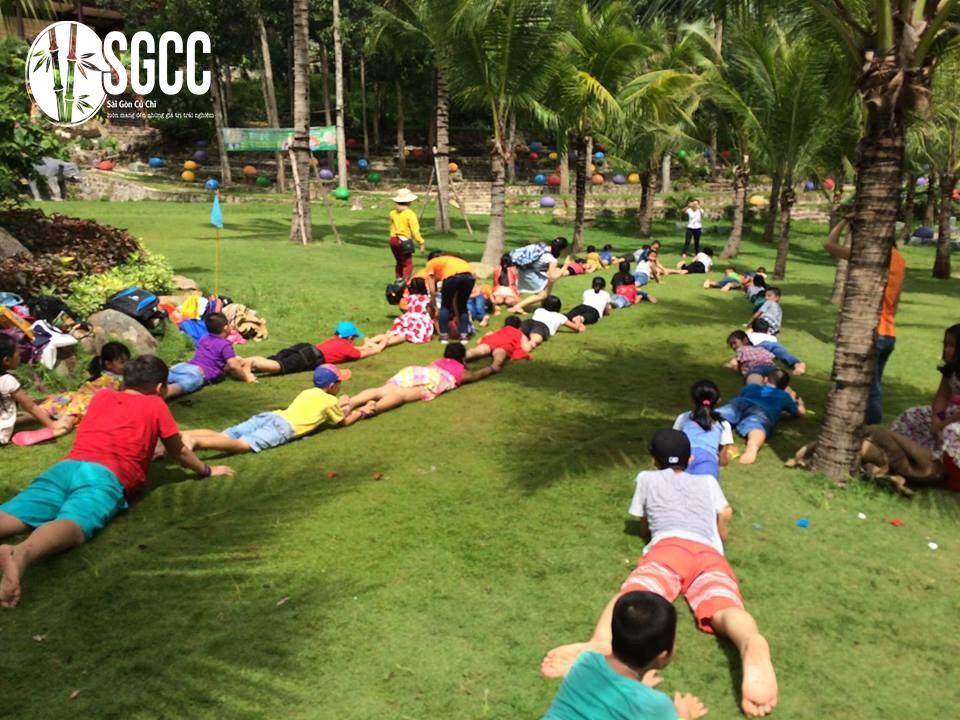 Teambuilding Khu Du Lịch Trăm Trứng Nha Trang