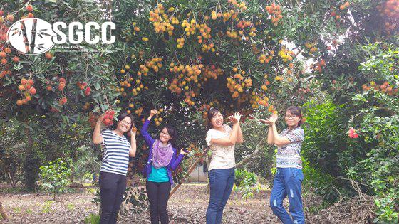 Teambuilding Khu Du Lịch Cù lao Thới Sơn Tiền Giang