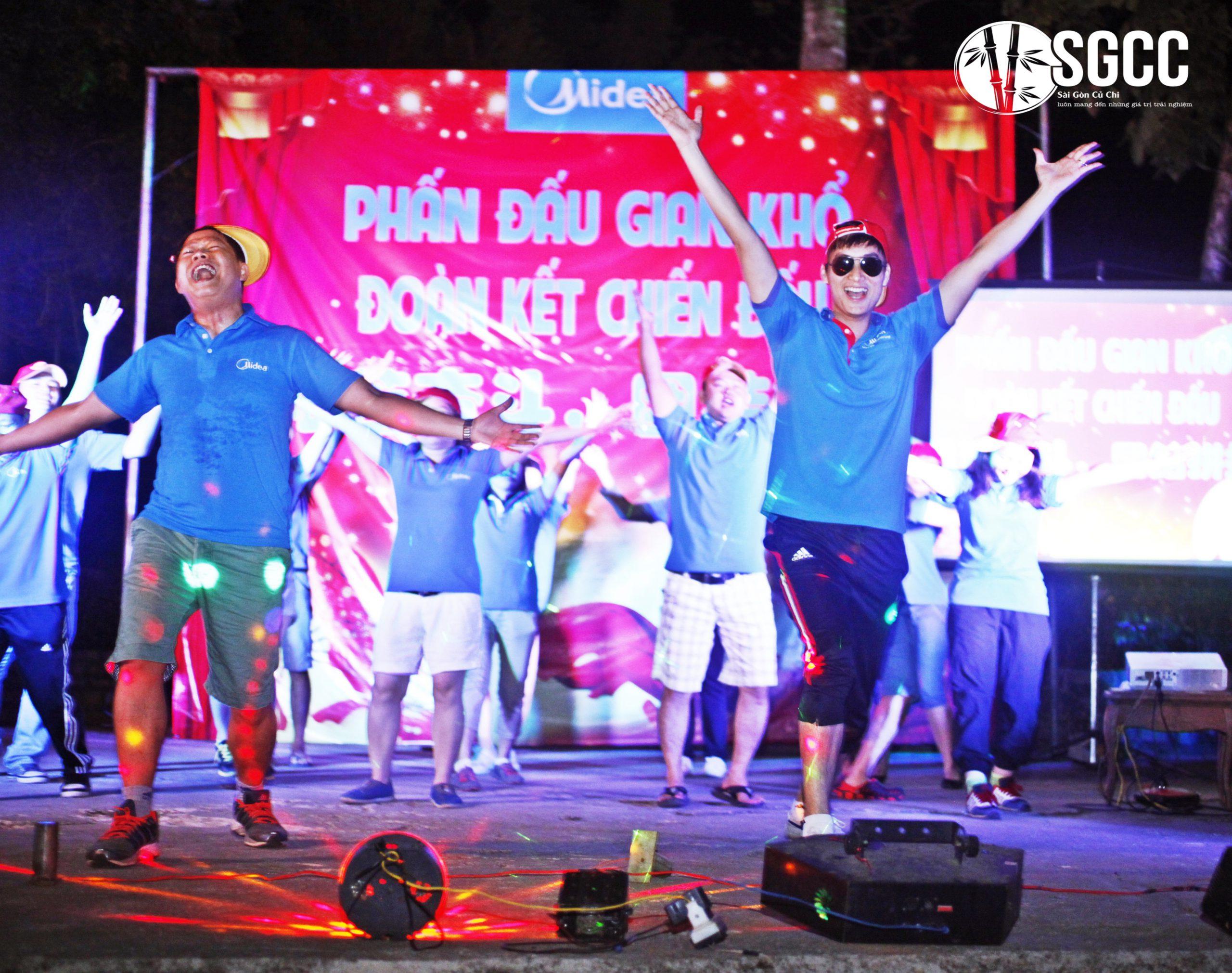 Teambuilding Khu Du Lịch Madagui Lâm Đồng