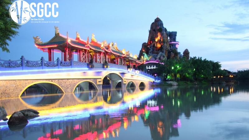 Teambuilding Khu Du Lịch Long Điền Sơn Tây Ninh