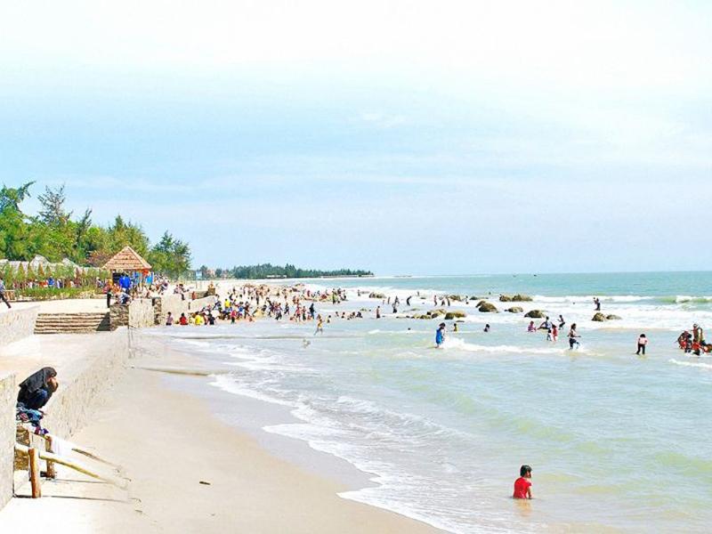 Teambuilding Biển Hồ Cóc Vũng Tàu