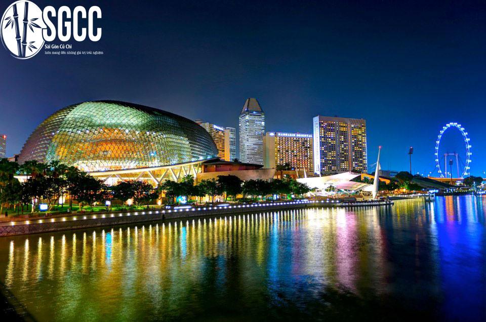 Một hành trình 2 điểm đến SINGAPORE – MALAYSIA