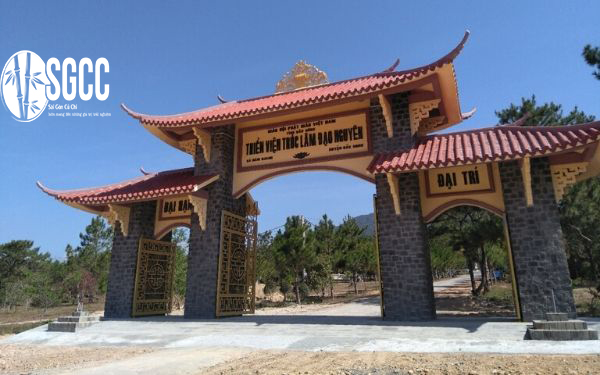 Teambuilding Thiền Viện Trúc Lâm Đạo Nguyên Đắk Nông