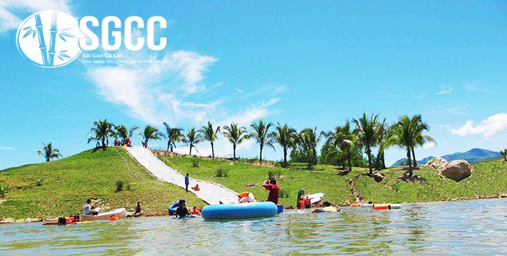 Teambuilding Hồ Suối Lam Bình Phước