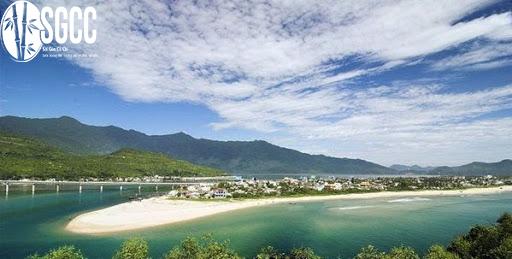 Teambuilding Bãi Biển Lăng Cô Huế