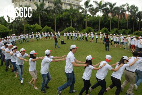 Teambuilding Sông Hồng Resort Vĩnh Phúc