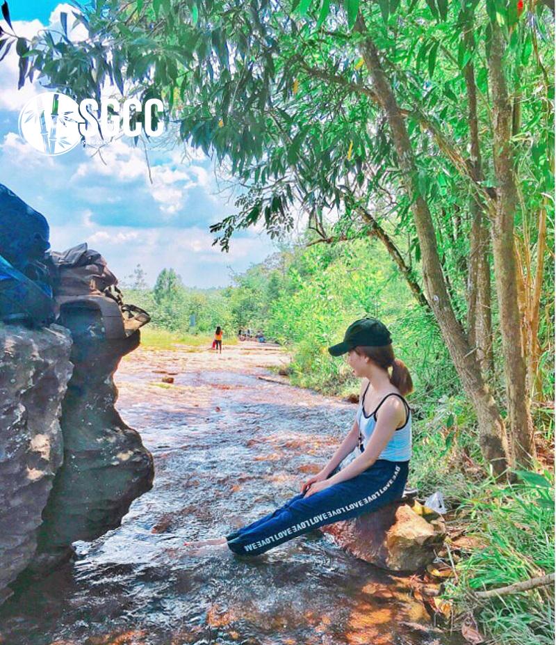 Teambuilding Khu Du Lịch Suối Trúc Tây Ninh