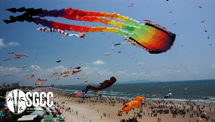 Teambuilding Bãi Biển Thuận An Huế