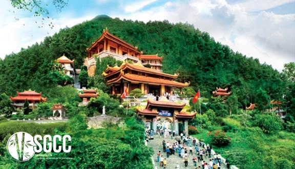 Teambuilding Hồ Truồi – Thiền Viện Trúc Lâm Huế