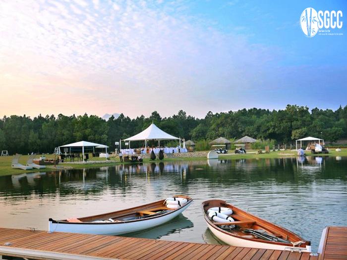 Teambuilding Hồ Đại Lải Vĩnh Phúc