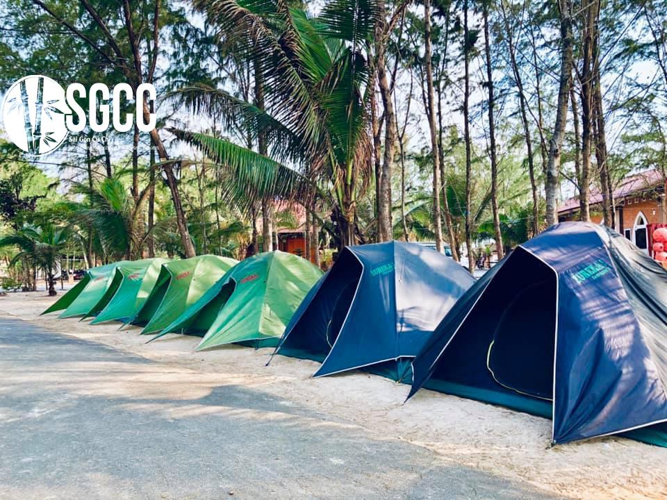 Teambuilding Khu Du Lịch Hodota Camping Bình Thuận